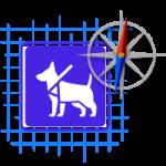 guide dog icon